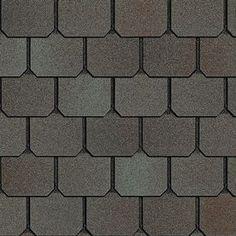 Best Owens Corning Devonshire 33 33 Sq Ft Castle Architectural 400 x 300