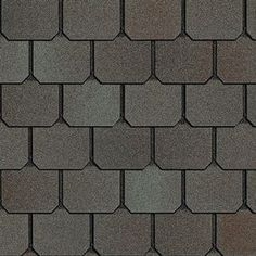 Best Gaf Camelot 14 286 Sq Ft Williamsburg Slate Laminated 400 x 300