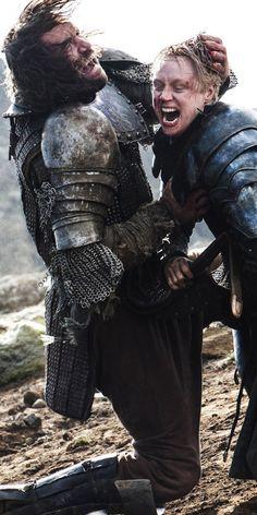 Sandor & Brienne