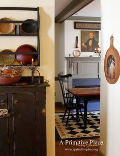 A Primitive Place http://aprimitiveplacemagazine.blogspot.com/ https://www.facebook.com/APrimitivePlace