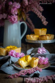 Pasteles de Belem. Receta muy fácil con Mesura, sin azúcar refinado.