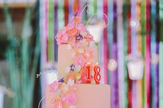 Consider the following factors to pick what kind of cake is best for your debut.
