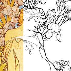 Use PicMonkey's simple tools to make an adult coloring book (or any-age coloring book). We demo three easy ways to attain coloring book bliss.