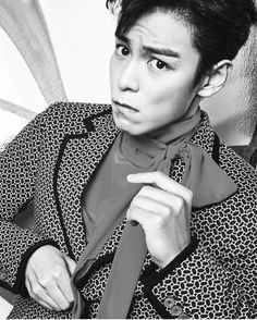 160804 #TOP IG update Vogue China September 2016