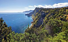 Gavin Bell is seduced by the charms of Madeira