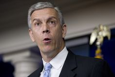 Arne Duncan has decided to ALLOW most States to apply for PERMISSION from the Education Dept. to push back a 2015 - 2016  requirement that they use Student Standardized Test Scores in teacher's evaluations.