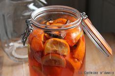 Recette Vin apéritif à l'orange amère - La cuisine familiale : Un plat, Une recette