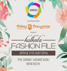 Mohey & Manyavar present an Ethnic Fashion showcase. A must attend to stay fashion forward, 30-31 July only!