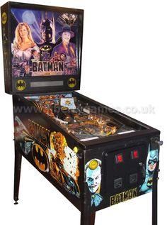 Pinball Machines | Batman Pinball Machine