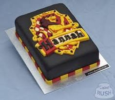 easy harry potter cake - Google Search