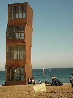 Best Beaches: Barcelona  +interesting architecture, mosaics, & art.