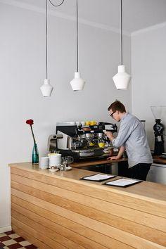Helsinki: Freese Coffee Company Kinfolk