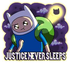 Justice never sleeps - adventure-time-with-finn-and-jake Photo