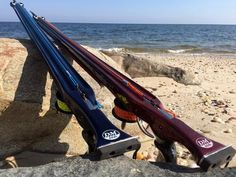 Spearfishing Gear, Dove Season, Spear Fishing, Wooden Crafts, Long Island, Past, Hunting, Survival, Guns
