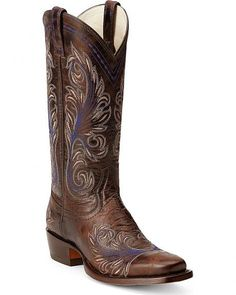 Ariat Catalina Cowgirl Boots - Square Toe