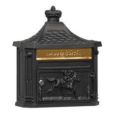 Found it at Joss & Main - Victorian Mailbox