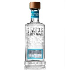 Olmeca Altos Tequila.  My man found this at the store and it's awesome!  Only Tequila that doesn't give me a headache.  He's always thinking of me!  XOXOXO
