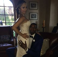 Another One Bites The Dust: Portland Trilblazer's Dorrell Wright Marries Girlfriend Mia Lee- http://getmybuzzup.com/wp-content/uploads/2014/08/344160-thumb.jpg- http://getmybuzzup.com/another-one-bites-dust-portland-trilblazers-dorrell-wright-marries-girlfriend-mia-lee/- By Eleven8 Portland Trailblazer Baller Dorrell Wright and his girlfriend Mia Lee have officially tied the knot! The couple, who share a son together, said their I Do's in Los Angeles Saturday. The weddi