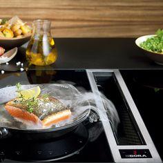 BORA Classic, kookplaat met afzuiginh