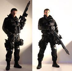 Universal Soldier STOCK by PhelanDavion.deviantart.com on @DeviantArt