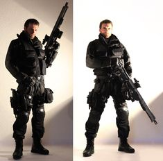 Universal Soldier STOCK by TyrApollo.deviantart.com on @deviantART