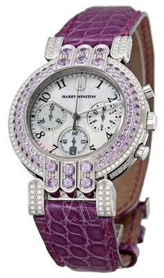 Harry Winston Women's Premier Watch 200-MCQB37WWL-M-07 #fashion #celebrity #luxury