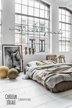 Switch that photo, darken the walls and put a fur blanket on the bed. That's my dream.