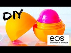 How To: Make Your Own Eos Lip Balm