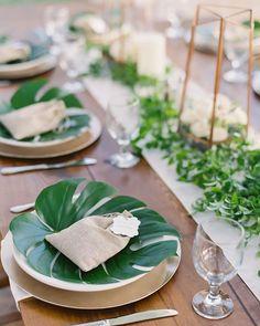 simple and elegant Zen Wedding, Exotic Wedding, Outdoor Wedding Reception, Chic Wedding, Perfect Wedding, Surf Wedding, Wedding Stuff, Botanical Wedding, Floral Wedding