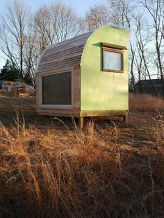 The Bread Box by Relaxshack.  A weekend cabin/office space.