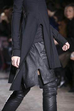 Sfilata Rick FW'14 Paris | The Fashion Heist website || www.thefashionheist.com || instagram || @Matty Chuah Fashion Heist