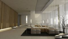 Hilton Pattaya Official Photo -Transitional Lobby