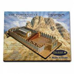 Réplica do Templo de Salomão Para Montar - R$ 400,00