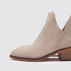 ZARA - TRF - HIDE FLAT ANKLE BOOT