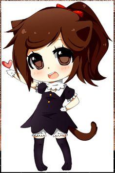 Chibi Anime GIF