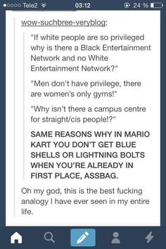 mario kart philosophy racism sexism explained analogy