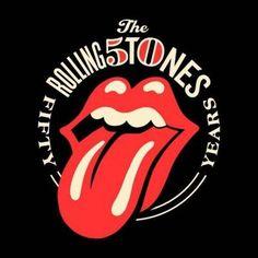 Ya hemos hablado en alguna ocasión de lo importante que es el diseño en la música. Si hablamos de los Rolling Stones lo primero que nos acude a la mente además de sus canciones, es el famoso logo de los labios y la lengua.    Y es que sus satánicas majestades cumplen dentro de unos días 50 años en la música. Ahí es nada, cincuenta años de éxito indiscutible, de giras, de rock and roll.