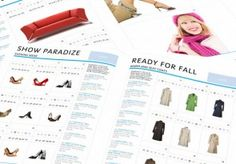 Clothing Grid Catalog InDesign Template - 16 Pages to Customize Indesign Templates, Adobe Indesign, Editorial Design, Grid, Catalog, Clothing, Outfits, Brochures, Outfit Posts