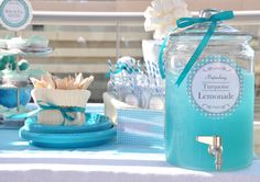 Baby & Co. Baby Shower by Nice Ribbon Atelier (find us on facebook)