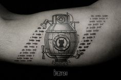 Tattoos by Brezinski 2014 part 3 on Behance