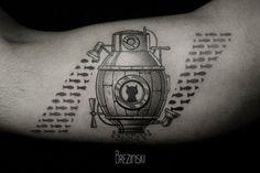 Tattoos by Brezinski 2014 part 3 on Behance