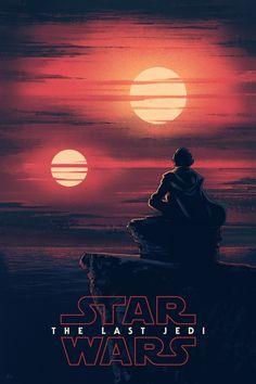 The Last Jedi – PosterSpy