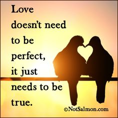 Perfect love?