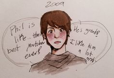 2009 vs 2012 vs 2015 (1/3) All the credit to the artist, love you for this!! <3
