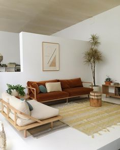 30 SCANDINAVIAN LIVING ROOM SEATING ARRANGEMENT IDEAS Seating arrangements can be one of the most hardest yet creative decisions you can take in your home. Even though, each layout is specifically designed for the room you are designing for you can a… Home Decor Inspiration, Living Room Furniture, Living Room Scandinavian, Room Inspiration, House Interior, Interior Design, Beautiful Living Rooms, Living Decor, Scandinavian Design Living Room