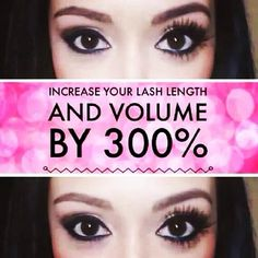 This is MASCARA!!! Crazy right?!