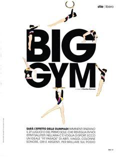 Big Gym mc-it1204