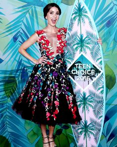 """""""NOMINATE SHELLEY HENNIG AT THE 2017 TEEN CHOICE AWARDS! The Teen Choice Awards are back and if you too would like to see Shelley take home another surfboard head over to twitter and nominate her with #ChoiceSciFiTVActress. Nominations close June 8th..."""