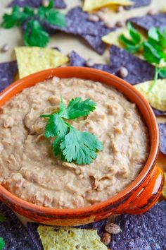 Refried Beans (Frijoles Refritos)