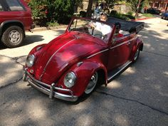 Volkswagen Festival in Eureka Springs August 28-30! What a fun time we'll have!